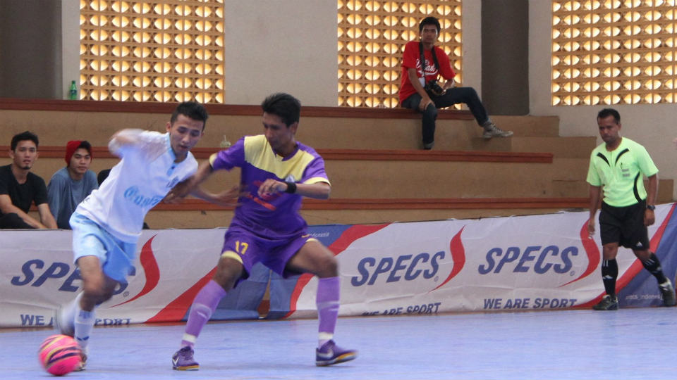 Popularitas futsal di Indonesia mengalahkan Sepakbola