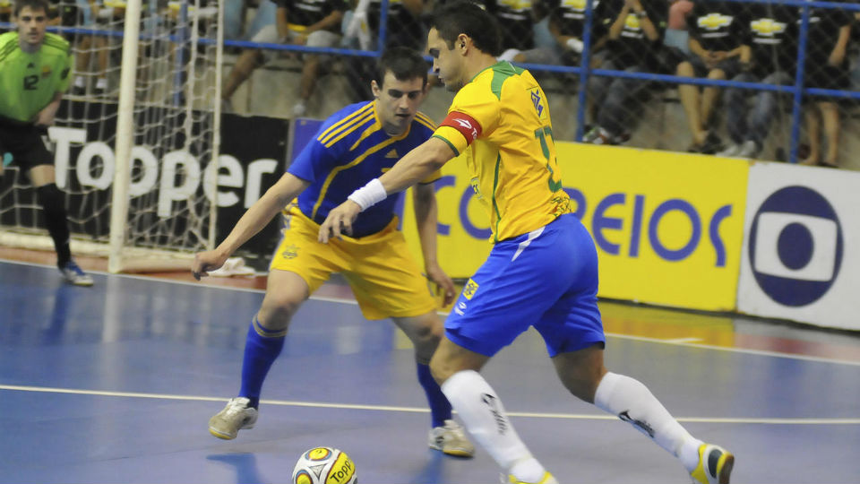 Falcao, ikon futsal dunia asal Brasil