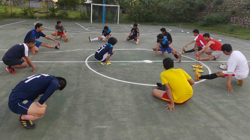 Pentingnya melatih fisik dalam olahraga futsal