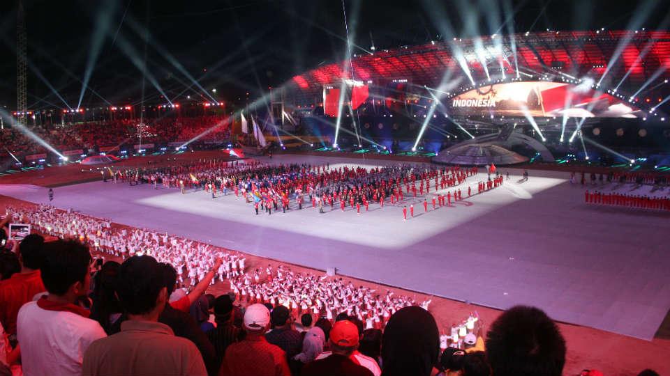 Justinus berhasil mengharumkan nama bangsa di ajang SEA GAMES 2007 Thailand