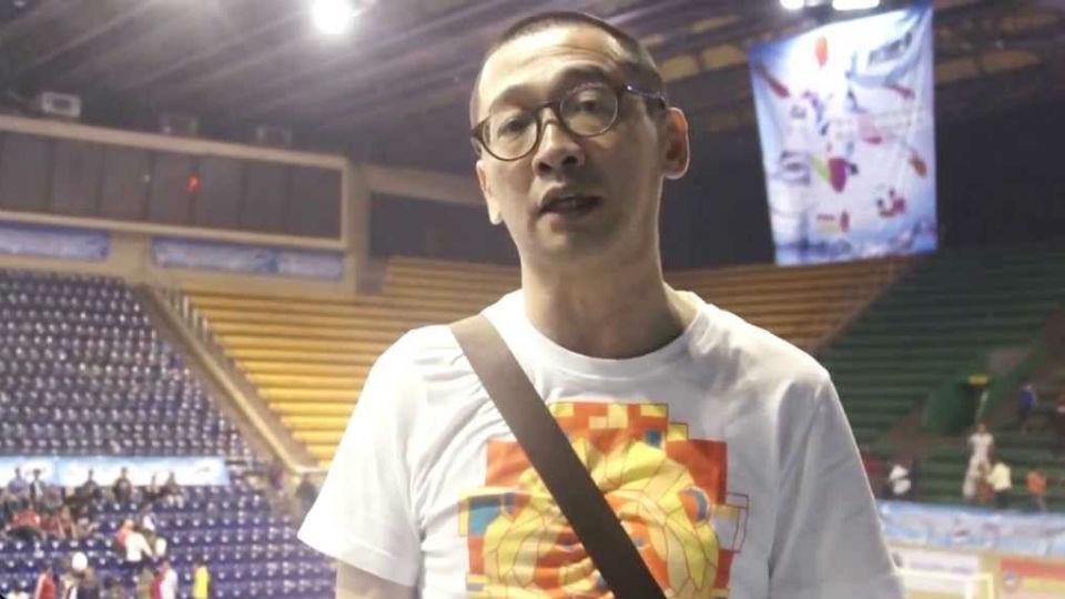 Justinus Lhaksana, sosok dibalik kesuksesan tim nasional futsal Indonesia